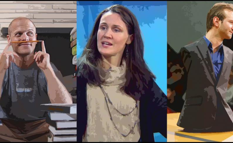 """יוזמות - 3 אנשים מעוררי השראה שעשו את """"הבלתי אפשרי"""""""